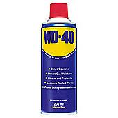 WD-40 Aerosol Lubricant 200ml