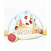Blossom Farm Woolly Lamb Snuggle Playmat