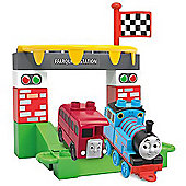 Mega Bloks Thomas & Friends Playset - Thomas & Bertie