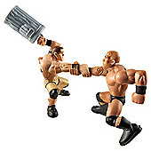 WWE Power Slammers - John Cena and The Rock