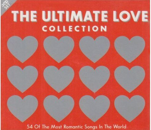 Ultimate Love Colllection (Tesco Exclusive)