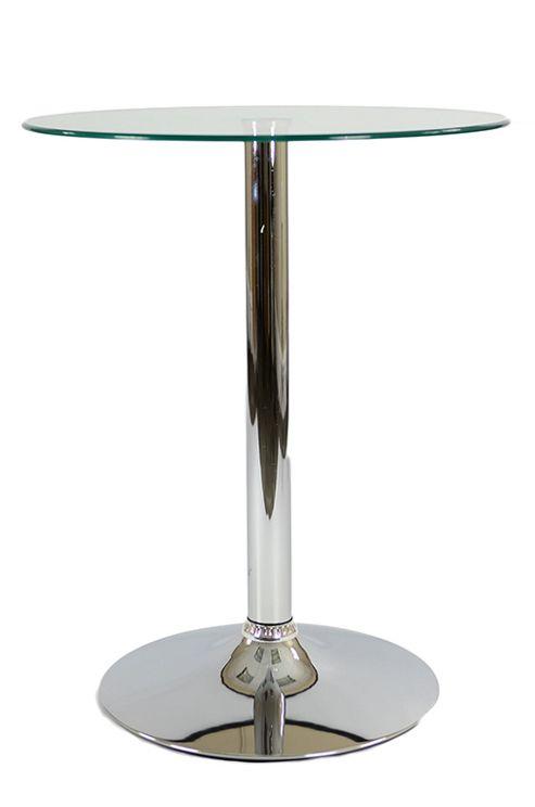 Cortiz Table Clear Glass