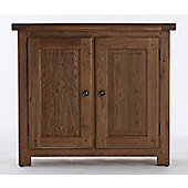 Thorndon Farmhouse 2 Door Cupboard in Old Oak