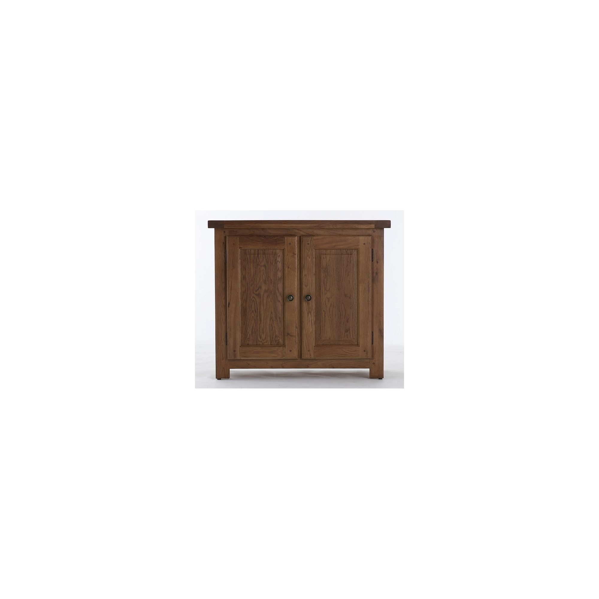Thorndon Farmhouse 2 Door Cupboard in Old Oak at Tesco Direct