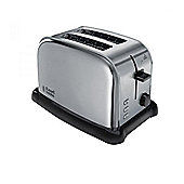 Russell Hobbs 22360 Wide Slot 2 Slice Toaster in Stainless Steel