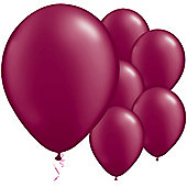Burgundy Balloons - 11' Pearl Latex Balloon (100pk)