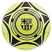 Barcelona Fluro Size 5 Football
