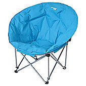 Yellowstone Deluxe Orbit Folding Camping Chair Blue
