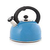 Cook Incolour - 2.5 Litre Blue Stove Top Kettle
