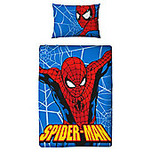 Character World Spiderman Junior Duvet