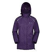 Pakka Womens Waterproof Jacket - Purple
