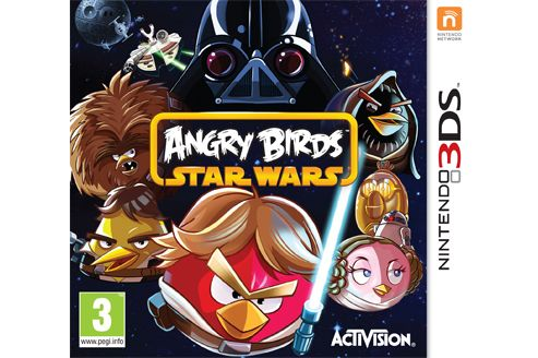 Angry Birds Star Wars (3DS)
