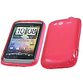 ProGel Skin Case - HTC WildFire S - Pink