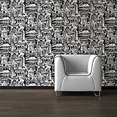 Muriva Rome Wallpaper