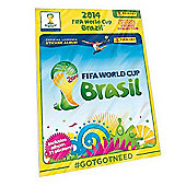 2014 Fifa World Cup Brazil Official Sticker Album