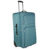 Revelation by Antler Alex 2-Wheel Suitcase, Teal Large