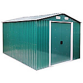 Bentley Garden 8ft x 10ft Metal Shed