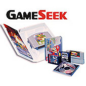 Universal Game Case - for N64, Megadrive, SNES and all CD format Games (ONE)