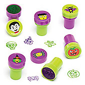 Halloween Self-inking Stampers for Children Make Your Own Halloween Decorations and Crafts with This Perfect Party Bag Filler (Pack of 10)