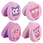 Hannah Hoot Castanets (one supplied)