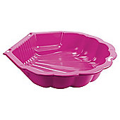 Tesco Shell Sand Pit, Pink