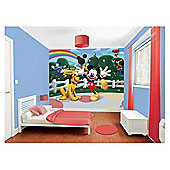 Walltastic Disney Mickey Mouse Clubhouse