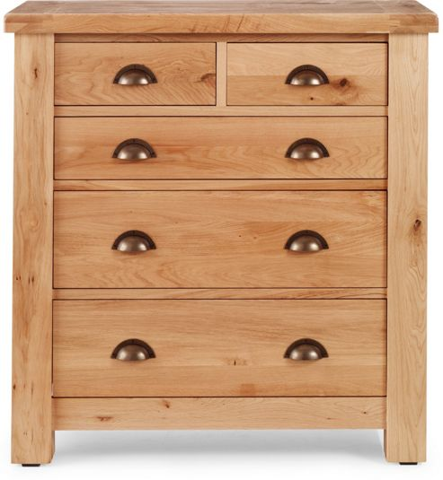 Originals Normandy 2+3 Drawer Chest