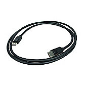 Displayport To HDMI DVI Monitor Video Cable Lead 1.5M