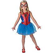 Spider-Girl - Child Costume 3-4 years