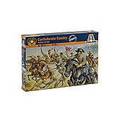 Confederate Cavalry - 1:72 Scale - 6011 - Italeri