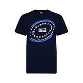 20 Unions Event Graphic T-Shirt - Blue