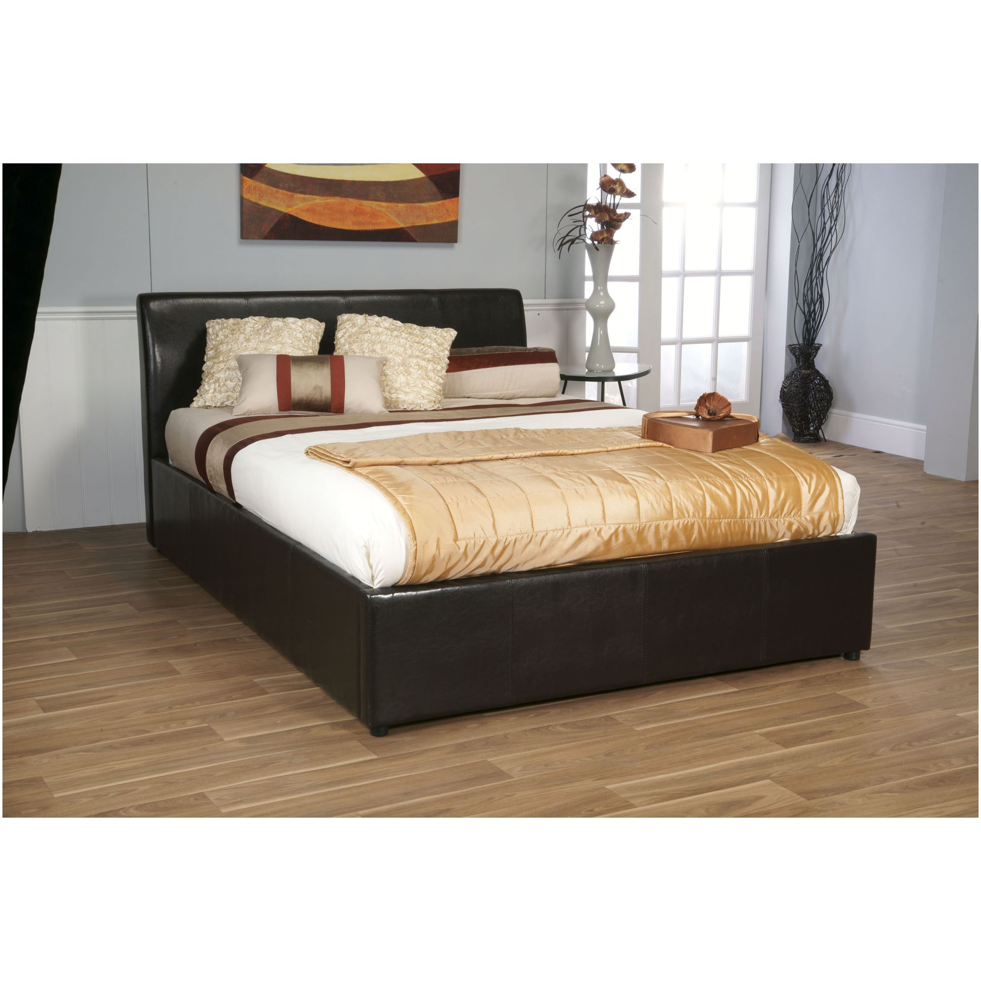 Limelight Galaxy Bedstead with Storage - Super King at Tesco Direct