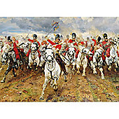 Waterloo - Scotland Forever Puzzle