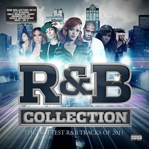 R&B Collection 2012 (2Cd)