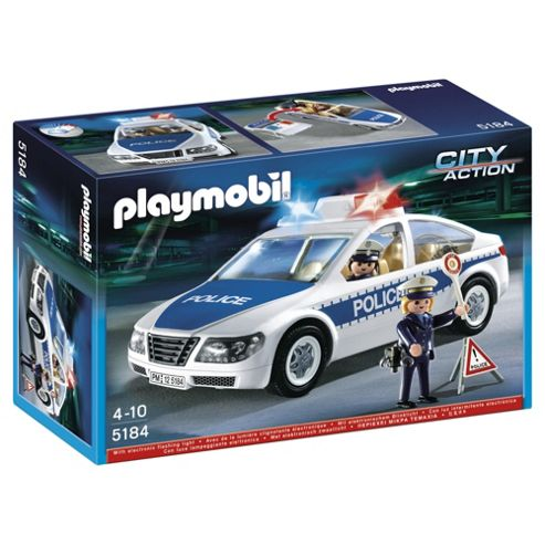 Playmobil 5184 City Action Police Car