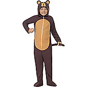 Monkey - Child Costume 11-12 years