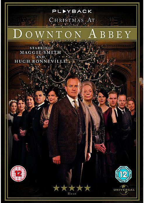 Christmas At Downton Abbey (DVD)