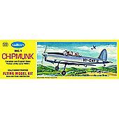 De Haviland DHC-1 Chipmunk Flying Model Kit - 17 Wing Span - Guillow's