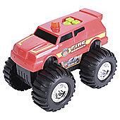 City Response Fire Truck