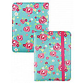 Amazon Kindle 4 Case Canvas Floral