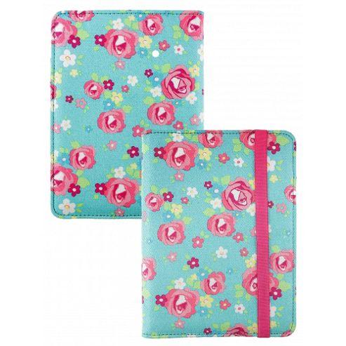 Amazon Kindle 4 Case Canvas Floral