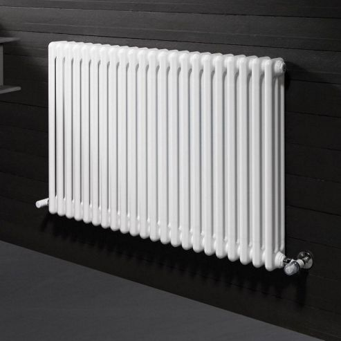 Modus 3 Column Italian Radiator 1500mm High x 782mm Wide (17 Sections)