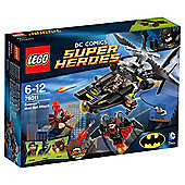 LEGO DC Super Heroes Batman: Man-Bat Attack 76011