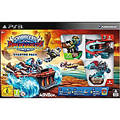 PS3 Skylanders SuperChargers Racing Starter Pack