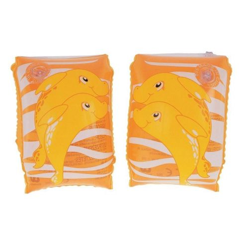 Dolphin Arm Bands - Orange 9