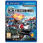 Freedom Wars - PSVita