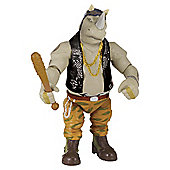 Teenage Mutant Ninja Turtles Movie 2 Rocksteady Action Figure