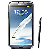 SIM Free Unlocked Samsung Galaxy Note 2 Grey