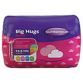 Slumberdown Big Hugs 13.5 Tog Duvet, Superking