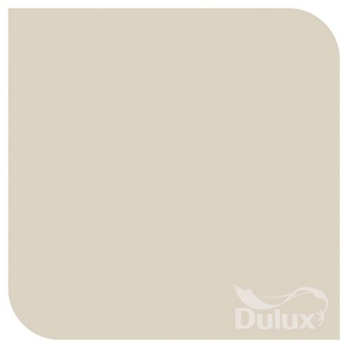 Dulux Silk Emulsion Paint, Natural Hessian, 2.5L